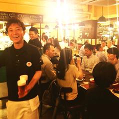 新宿ワイン倶楽部の雰囲気1
