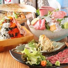 旬魚とおいしいお酒 やまのや市場の特集写真