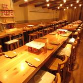 ディプント Di PUNTO ワインの酒場。 浦和店の雰囲気2