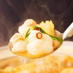 料理メニュー写真博多もつ鍋 濃厚味噌