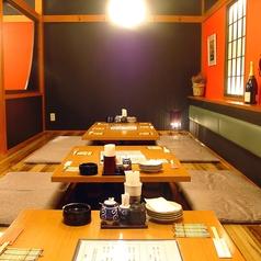 九州料理 かぴたん よしむら 相模大野の雰囲気1