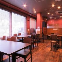 テーブル席増えました☆貸切は20名様からMAX24名様まで☆ご予約いただければ定休日も営業相談可!お待ちしております!!