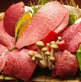 料理メニュー写真元祖・希少部位のおまかせ5品 (1人前)