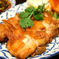 料理メニュー写真鶏肉のグリル:ガイヤーン(Chicken)