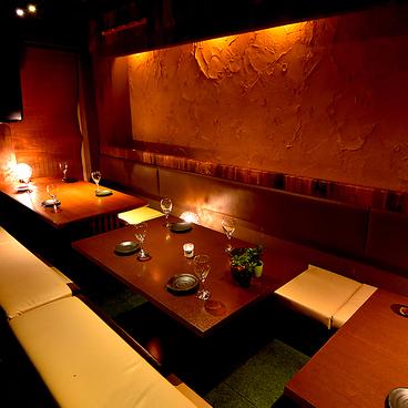 炙り肉寿司と刺身食べ放題 ぼん 渋谷店の雰囲気1