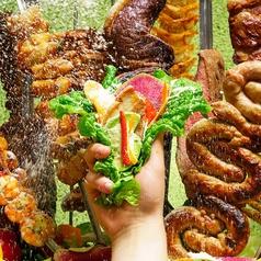 野菜で包む専門店 べジップ WORLD BBQ 仙台店のコース写真