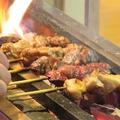 料理メニュー写真丹沢滋黒軍鶏