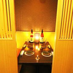 五感で楽しむ鍋処 味蔵 新橋本店の雰囲気1