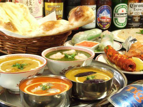 アジアンレストラン ビジヤ