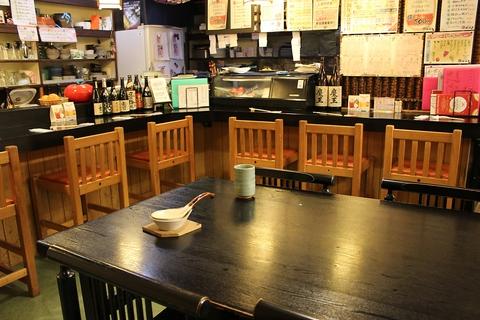 松山で皆様に愛されて25年!気さくで話好きな大将とほんわか優しいお母さんのお店