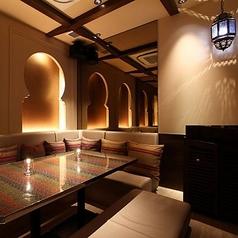 Dining VT Violet Tiger 恵比寿店の雰囲気3