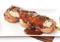 料理メニュー写真牛肉のロール串