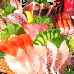 魚や大将のおすすめ料理1