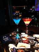 自慢の夜景を楽しみながら気軽にお酒をお楽しみ頂けます♪