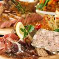 【肉料理】牛/ 鶏 / 羊 / 豚 / etc…肉料理はおまかせ!