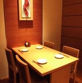 個室でゆっくりと赤から鍋をお楽しみいただけます♪小人数宴会や女子会などにおすすめです。