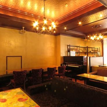 カフェ セントラル cafe Centralの雰囲気1