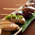 料理メニュー写真【奨】焼鳥盛り合わせ