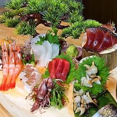 刺身と焼魚 北海道鮮魚店 北口店のコース写真