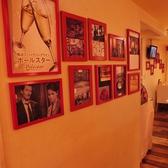 壁にはお洒落な絵画や写真が♪雰囲気バッチリ!