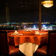 港町横浜の夜景を眺めながら特別なひとときに酔いしれる