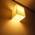 雰囲気◎な間接照明◆