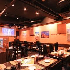 タイレストラン サヤムランナー SIAM LANNA 御茶ノ水店の雰囲気1