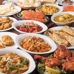 マヤ レストラン MAYA RESTAURANT センター南サウスウッド店のコース写真