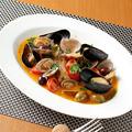 料理メニュー写真熟成魚のアクアパッツァ