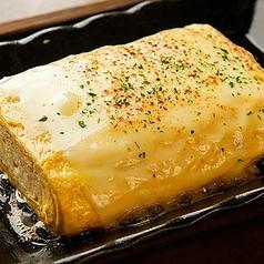 チーズがけ出し巻き