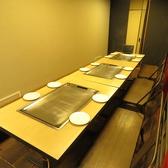 鉄板Dining 案山子の雰囲気2