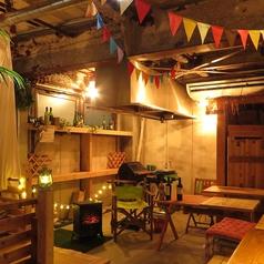 cafe de フウカ 3BANCHOBARの雰囲気1