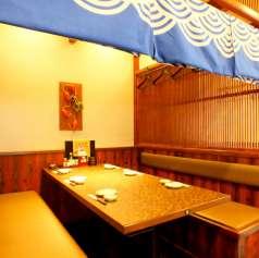 海鮮と骨付鳥 讃岐酒場 高松フェリー通り店の特集写真