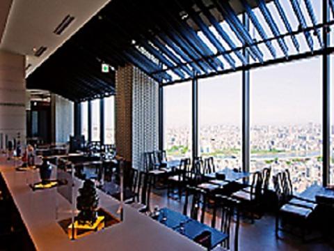 銀座アスターがプロデュースする、モダン中華レストラン。