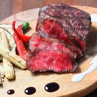 お肉は仕入れにも焼き方にもこだわっています!