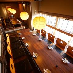 のりを 福島店の雰囲気1