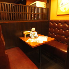 少人数から大歓迎♪プライベートな飲み会やデートにもぴったりです!
