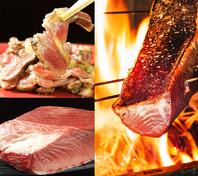 各個別盛り宴会に鰹藁焼や和顔鶏、本鮪中とろをご用意!