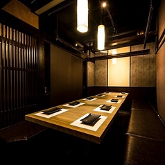 名古屋コーチン 創作割烹 一匠 伏見駅前店の雰囲気1