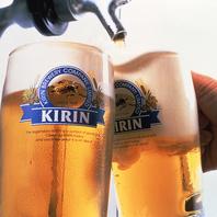 ビールも美味しくご提供♪