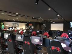 e-Sports Cafe ggsの写真