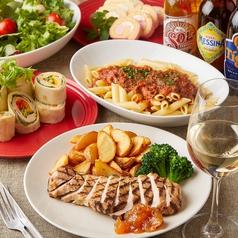 サクラカフェ&レストラン 日暮里 SAKURA CAFE NIPPORIのコース写真