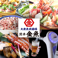 大衆魚貝酒場 茨木金魚の写真
