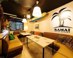 ラマイプラウリゾート RAMAI PULAU RESORT 今泉 1F・2Fの写真