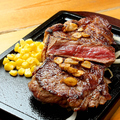 料理メニュー写真NICKステーキ 1g