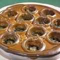料理メニュー写真ムール貝のオーブン焼き