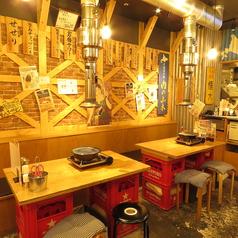 羊肉酒場 悟大 新宿西口店の雰囲気3