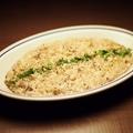 料理メニュー写真ポルチーニ茸のチーズリゾット