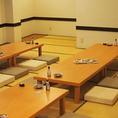 14名様 座敷個室席