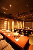 京都 ひょうき 瓢喜 銀座本店の雰囲気2
